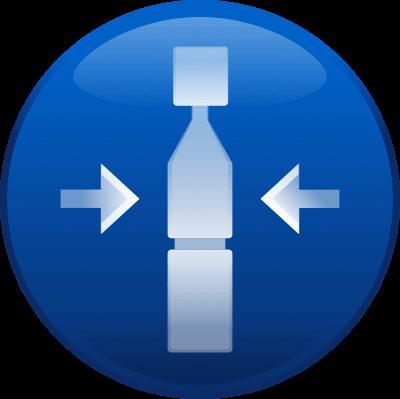 Oculeed mejora la presión que se ejerce sobre el cuerpo de la monodosis
